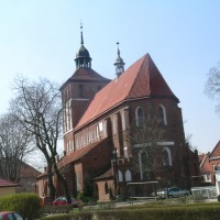 Kościół św. Jana Ewangelisty i Matki Boskiej Częstochowskiej, fot.2