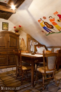 Restauracja U.ŚW Mikołaja w Bartoszycach