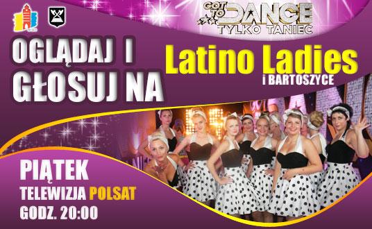 Głosuj na Latino ladies w GOT TO DANCE
