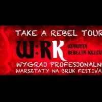 Konkurs filmowy Warmia - Rebelia Kultury